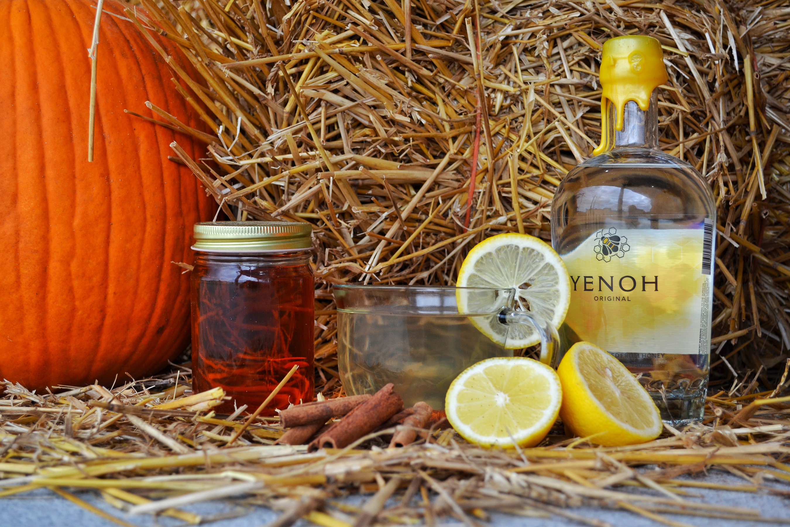 Sevier Distilling Company's Honey Twisted Classic Hot Toddy