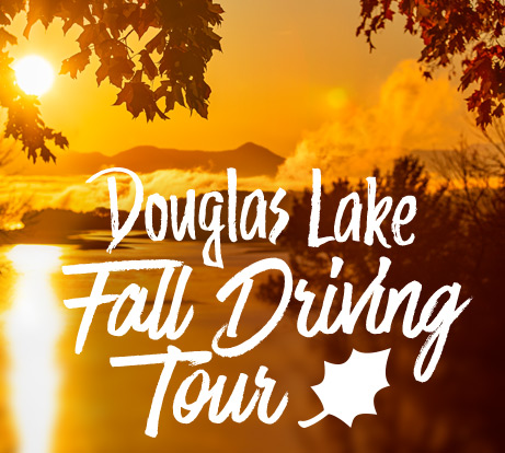Douglas Lake Fall Driving Tour