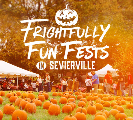 Frightfully Fun Fests In Sevierville