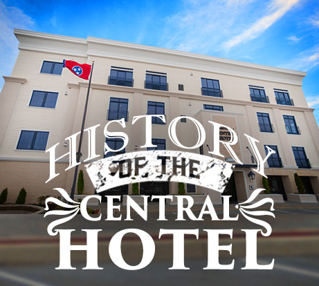 History Of The Central Hotel Icon