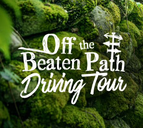 Off The Beaten Path Driving Tour Icon