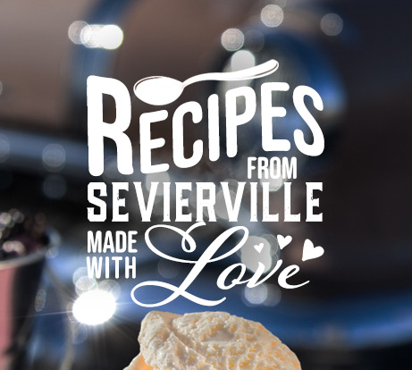 Recipes from Sevierville Made with Love Icon