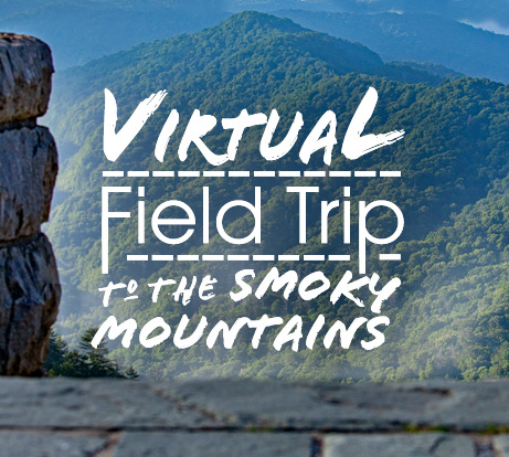 Sevierville Virtual Field Trip to the Smoky Mountains Icon