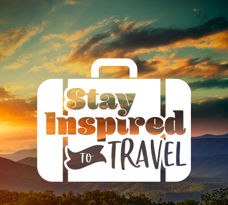 Stay Inspired to Travel