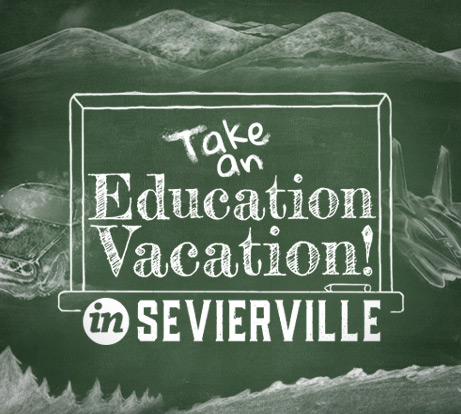 Take An Education Vacation Icon
